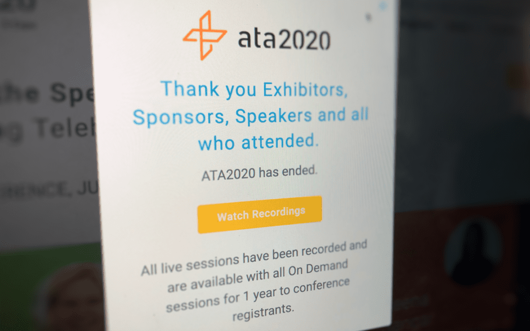 ATA2020: Takeaways from DTC telemedicine panel