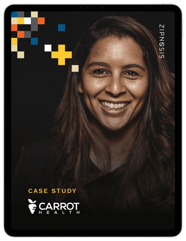 Carrot Health Case Study Preview